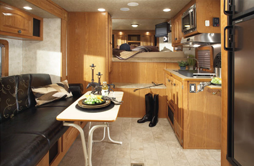 Living Quarter Horse Trailer Interior Conversion Companies