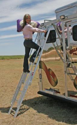 Horse Trailer Accessories At Shinin B Trailer Sales In
